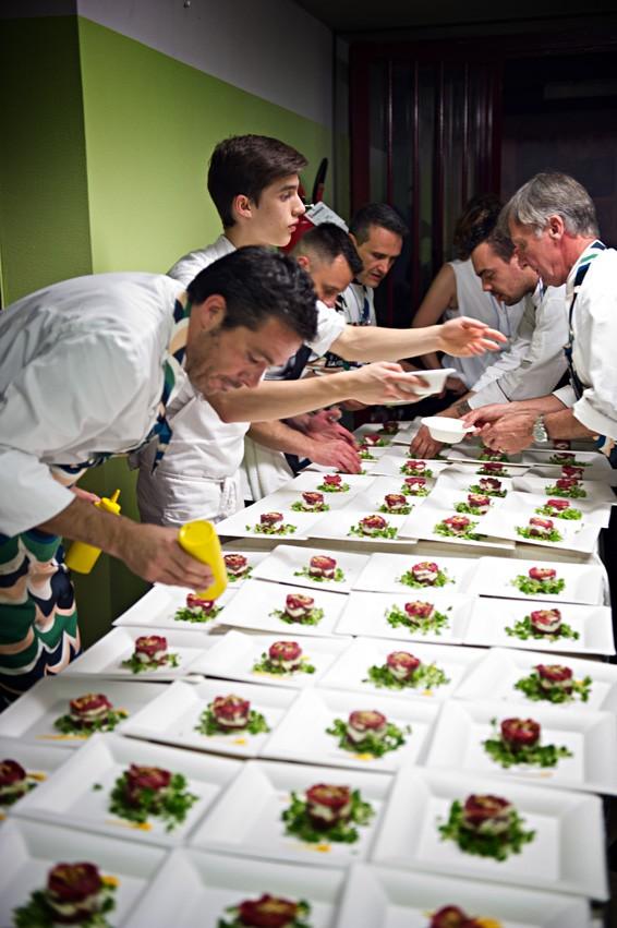 SaporiReclusi: la cena nel carcere di Saluzzo - Foto 11