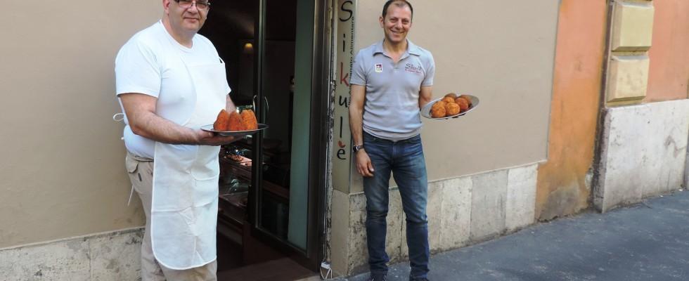L'arancina perfetta con la ricetta di Sikulè
