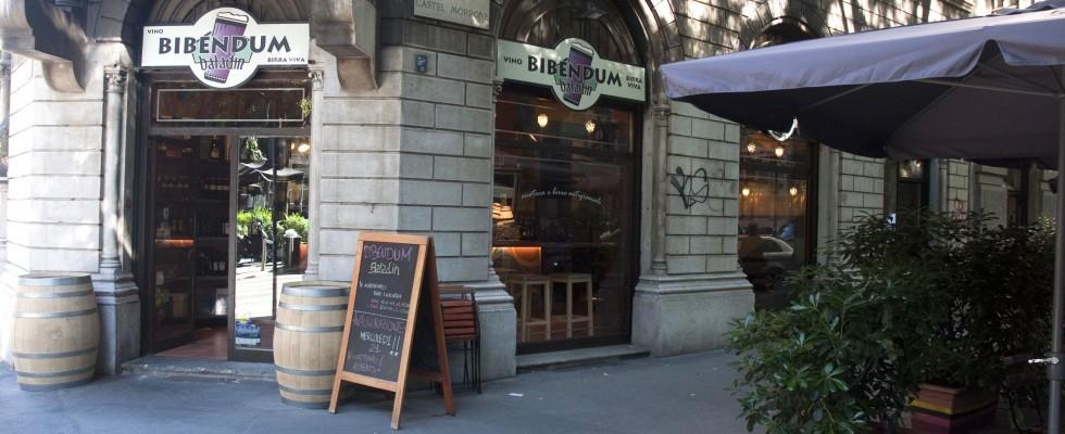 Teo Musso colpisce ancora: apre Bibendum Baladin a Milano