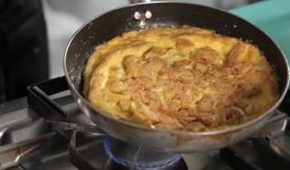 Semplice e nutriente: la frittata di patate