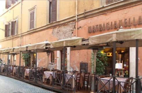 Matricianella, Roma