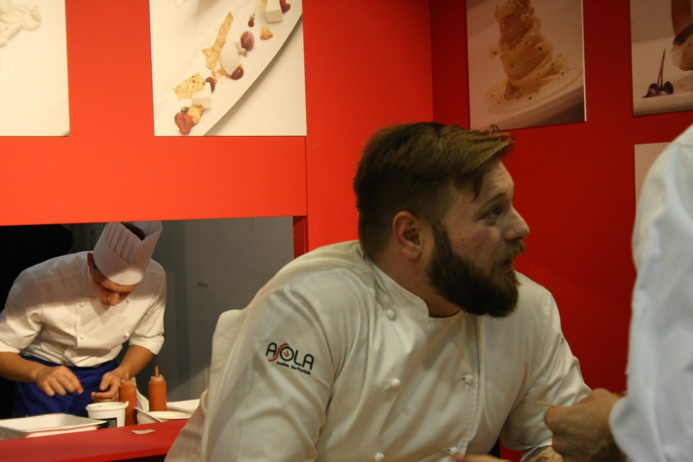 Tutte le persone di Taste of Milano 2014 - Foto 7