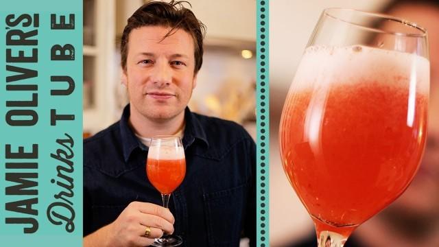 Jamie Oliver Drinks Tube