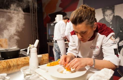 Solo donne a Culinaria: scopriamo perché