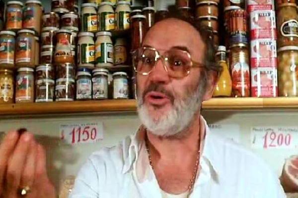 Mario Brega e le olive greche