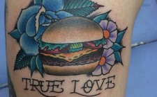Food & Tattoo: la strana moda del cibo indelebile