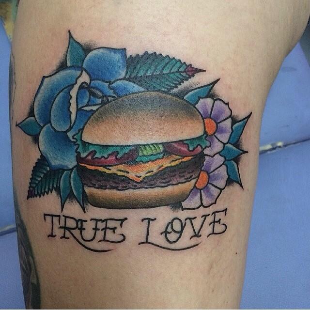 Food & Tattoo: la strana moda del cibo indelebile - Foto 2