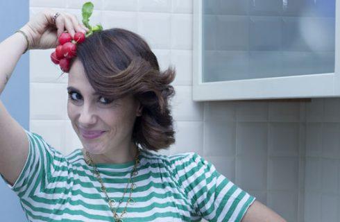 """Paola Maugeri al Salone del Libro di Torino 2014: """"Bisogna sentire il cibo e affidarsi al proprio gusto"""""""