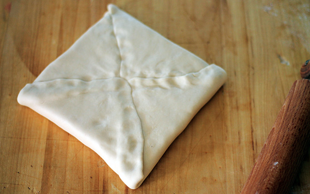 La ricetta della pasta sfoglia piega dopo piega - Foto 11