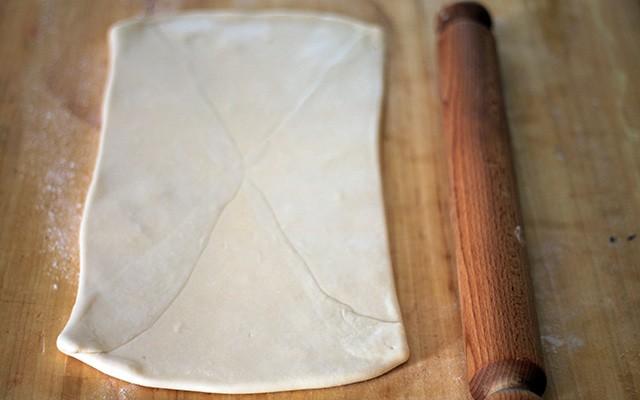 La ricetta della pasta sfoglia piega dopo piega - Foto 13