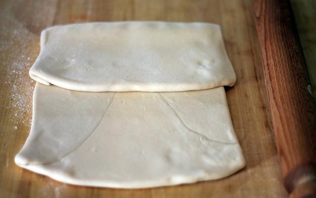 La ricetta della pasta sfoglia piega dopo piega - Foto 14