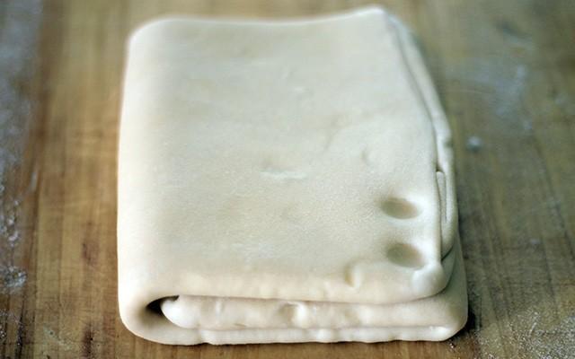 La ricetta della pasta sfoglia piega dopo piega - Foto 17