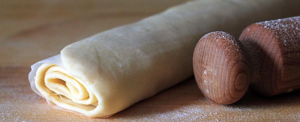 La ricetta della pasta sfoglia piega dopo piega - Foto 1