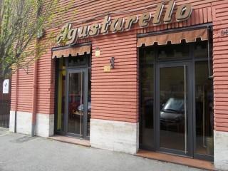 Agustarello, Roma