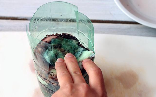 Come fare il carpaccio di polpo - Foto 6