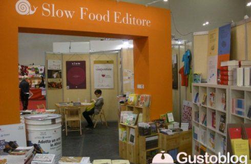 Salone del Libro di Torino 2014, gli appuntamenti con Slow Food per essere felici in cucina