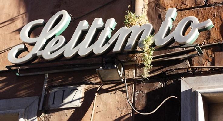 Settimio al Pellegrino, Roma