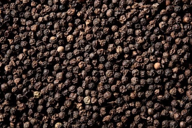pepe nero in grani