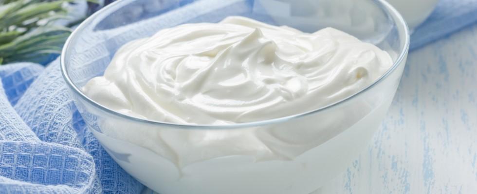 Ricetta della sour cream