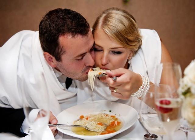 zuppa di matrimonio