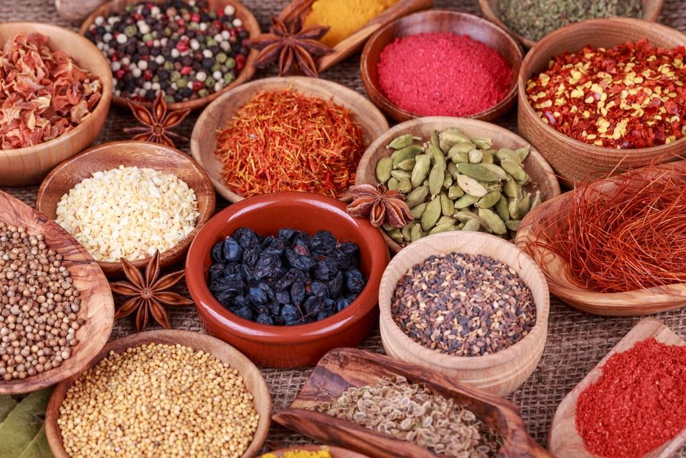 Spezie che non possono mancare in cucina agrodolce - Spezie in cucina ...