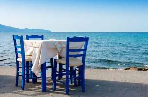 Pane e spezie della cucina greca
