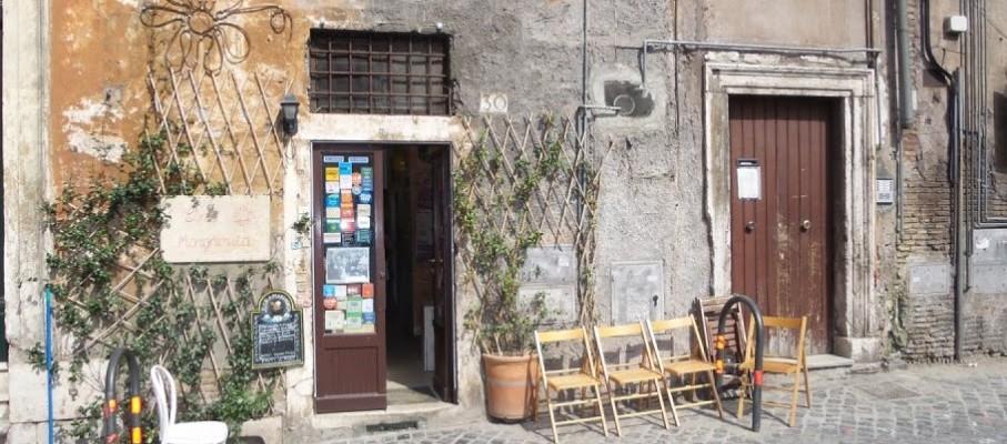 Sora Margherita, Roma