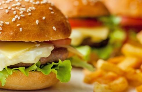 Pane per hamburger: soffice e tondo