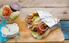 Gyro, il panino greco