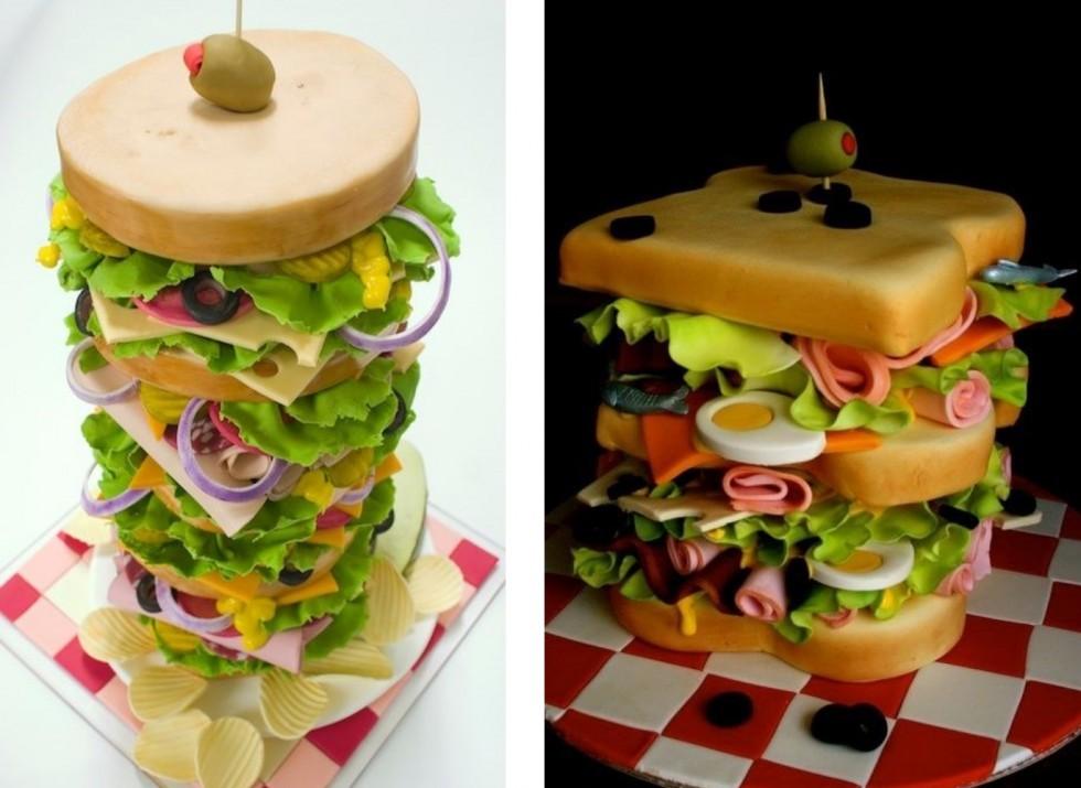 Cake design: le torte più strane del web - Foto 16