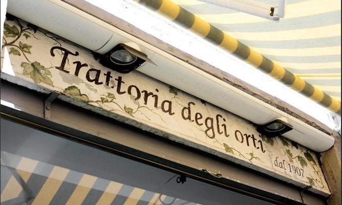 Trattoria degli Orti, Milano