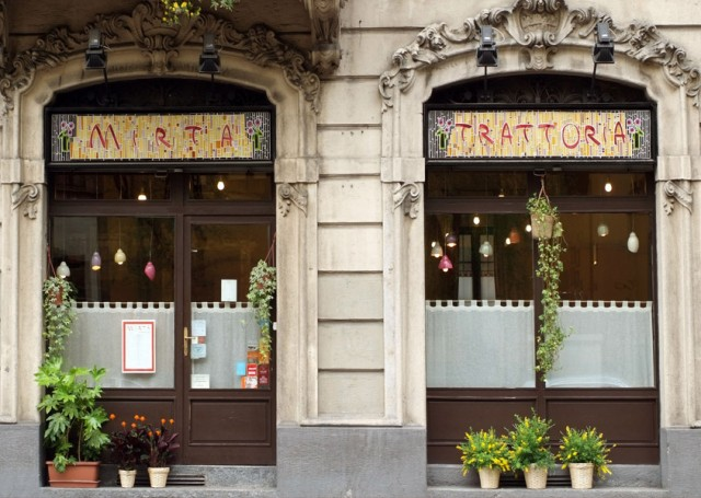 Trattoria Mirta, Milano