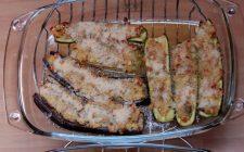 Zucchine ripiene al tonno con il Bimby, secondo piatto sfizioso