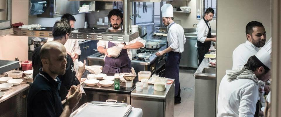 Spessore a Torriana: jam session di chef