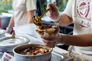 Roma: una domenica a base di street food (in Circolo)