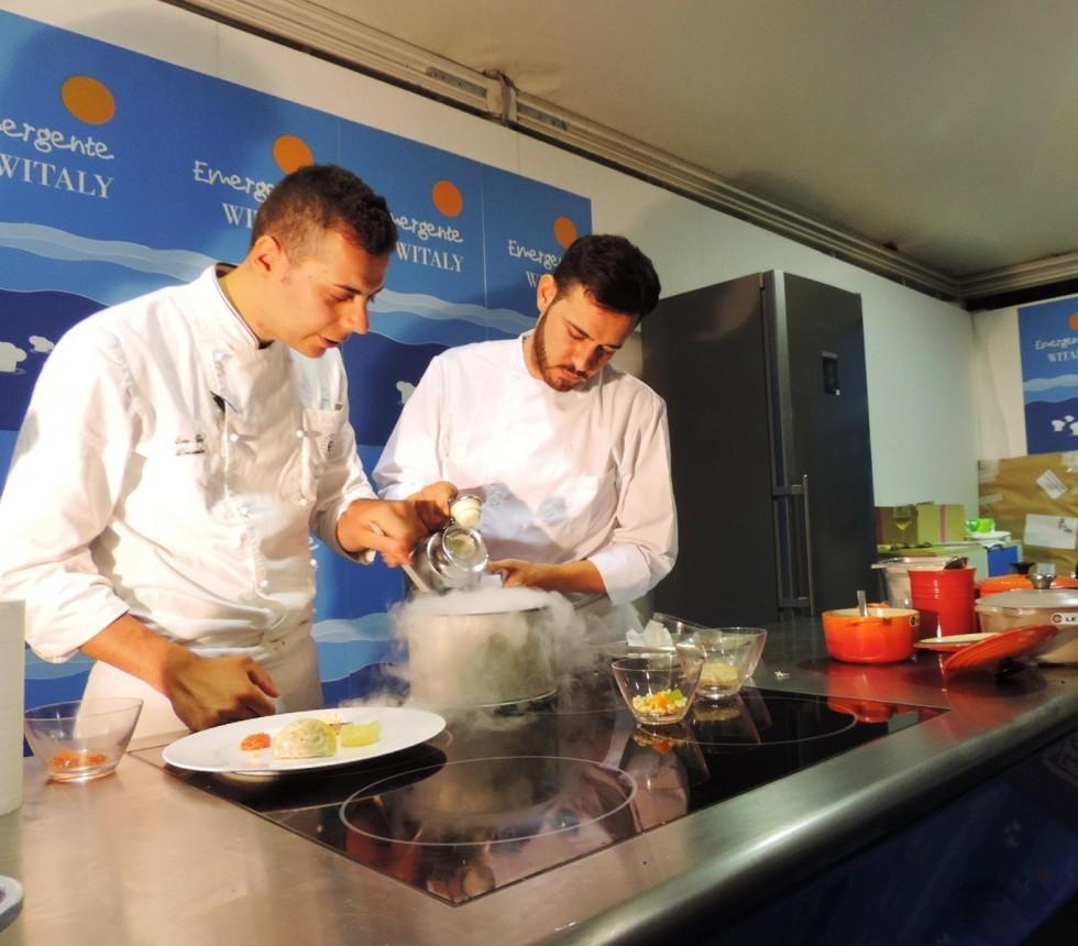 Chef Emergente Centro 2014: tutti i concorrenti in gara - Foto 1