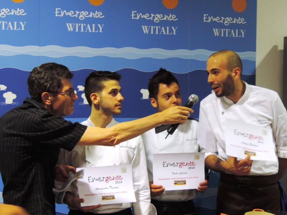 Chef Emergente Centro 2014: tutti i concorrenti in gara - Foto 4