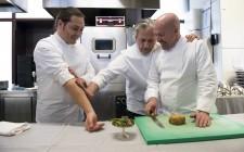Marco Berry: la magia della cucina