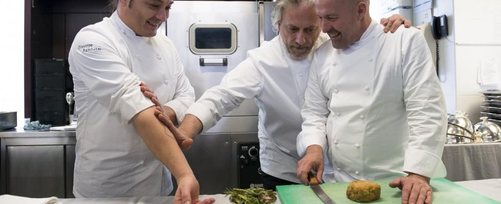 La iena Marco Berry si racconta: anche la cucina è magia