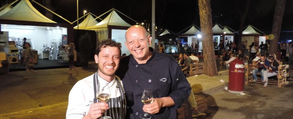 Al Vinòforum di Roma tutti pazzi per Cucine a vista