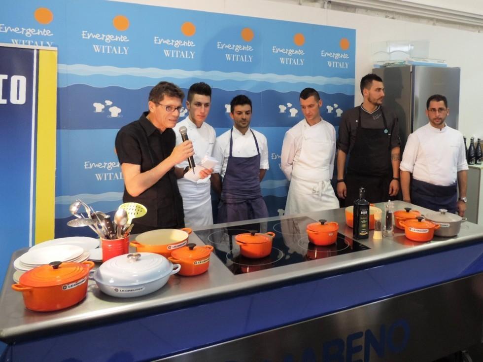 Chef Emergente Centro 2014: tutti i concorrenti in gara - Foto 10