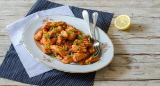 Pollo alla paprika: speziato e colorato