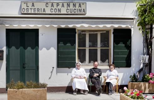 Celebrare il territorio: La Capanna di Eraclio a Codigoro