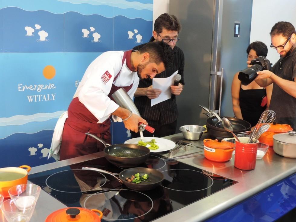 Chef Emergente Centro 2014: tutti i concorrenti in gara - Foto 8