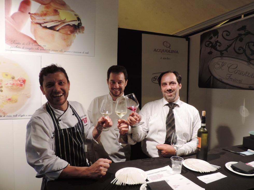 A Roma: Vinòforum le immagini di Cucine a Vista - Foto 12