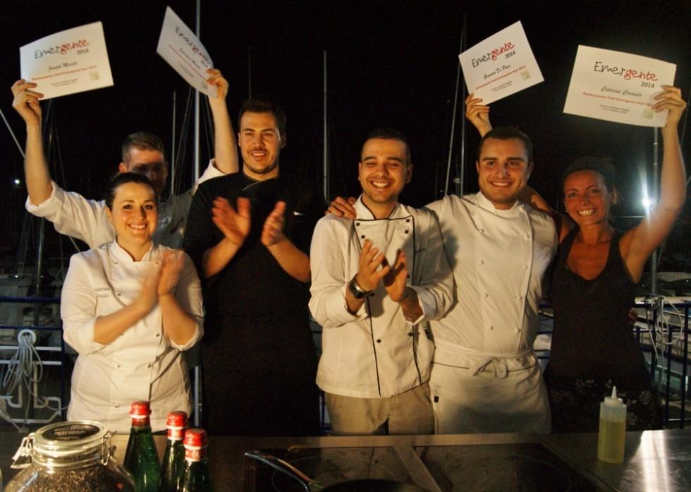 Chef Emergente Sud: la gara dei pizzaioli - Foto 1