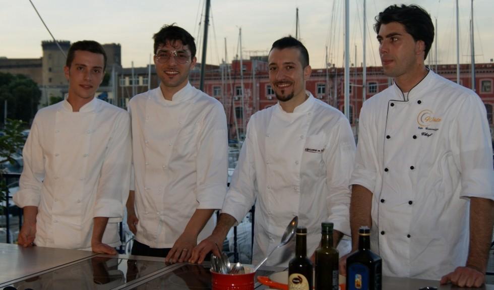 Chef Emergente Sud: la gara dei pizzaioli - Foto 16