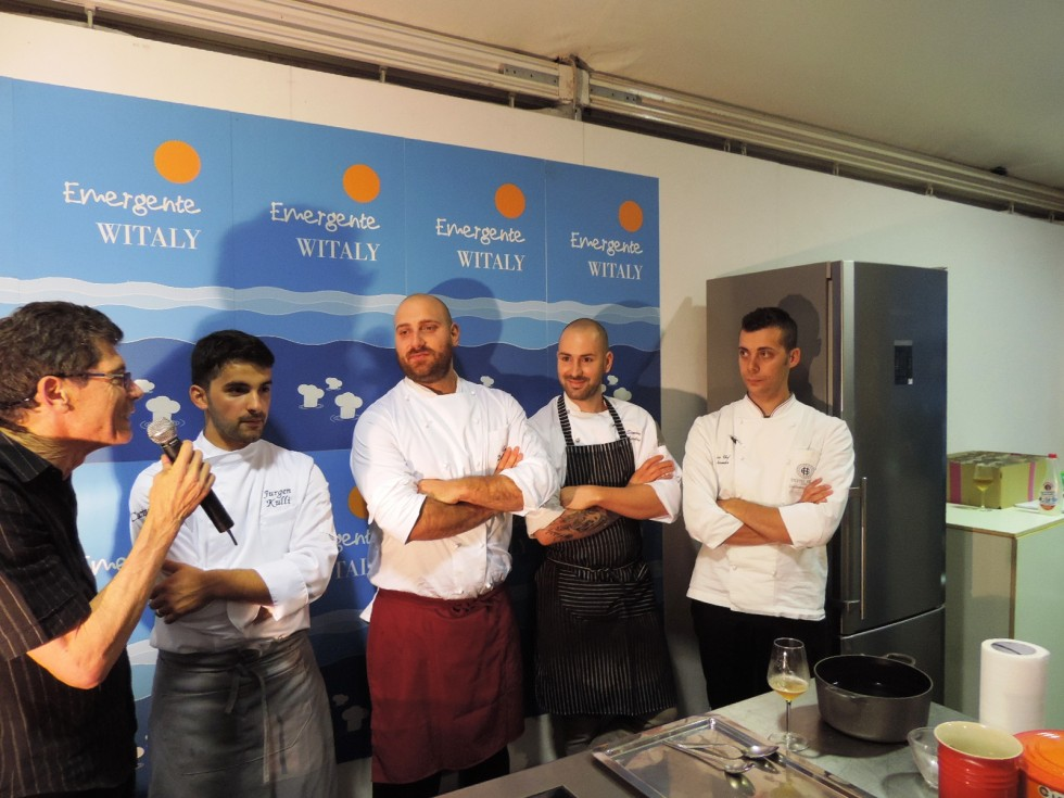 Chef Emergente Centro 2014: tutti i concorrenti in gara - Foto 6