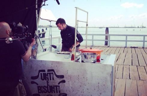 Unti e Bisunti 2, la 10ª puntata in esclusiva dal set: Rubio va a Chioggia