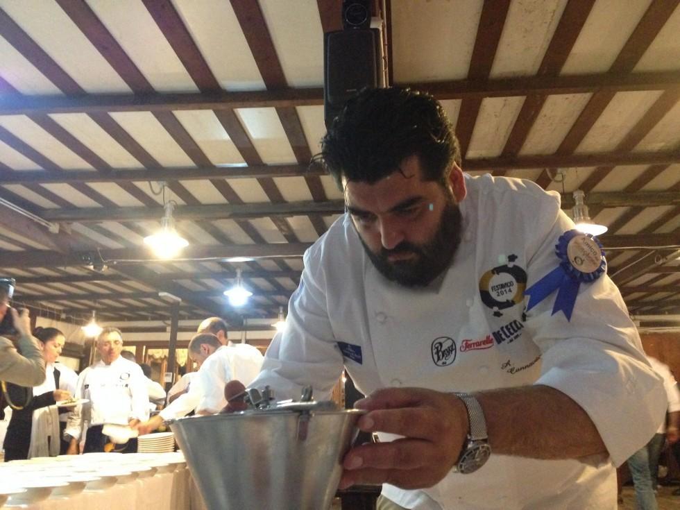 Cuochi in festa a Festa a Vico: le immagini - Foto 6